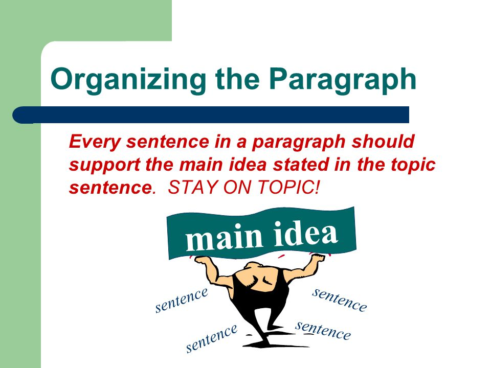 Developing a Paragraph Can be developed by giving details on the topic sentence. Can be developed by giving examples about the topic sentence. Can be