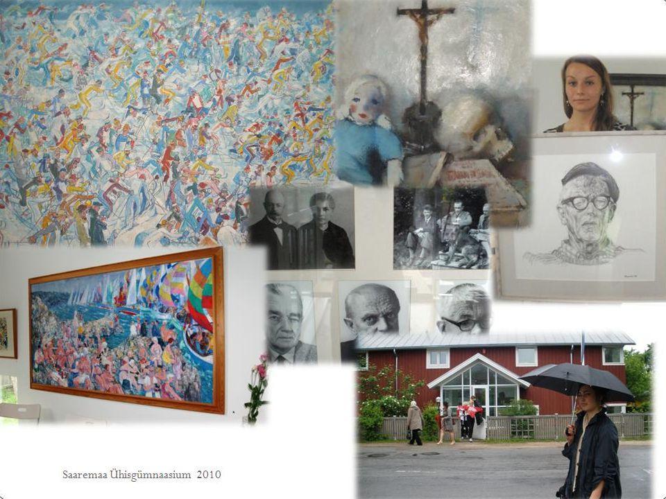 Saaremaa Ühisgümnaasium 2010