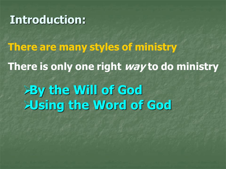 Introduction: Acts 13:13-52