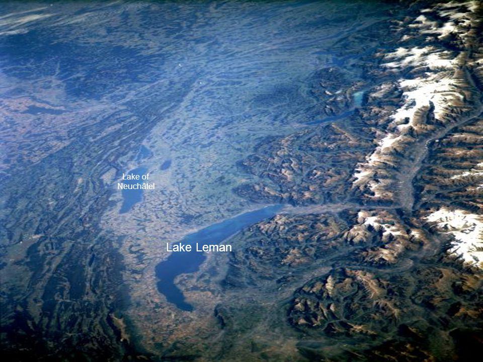 The Swiss Alps and Lake Leman האלפים השוויצריים ואגם למן(ג נבה)