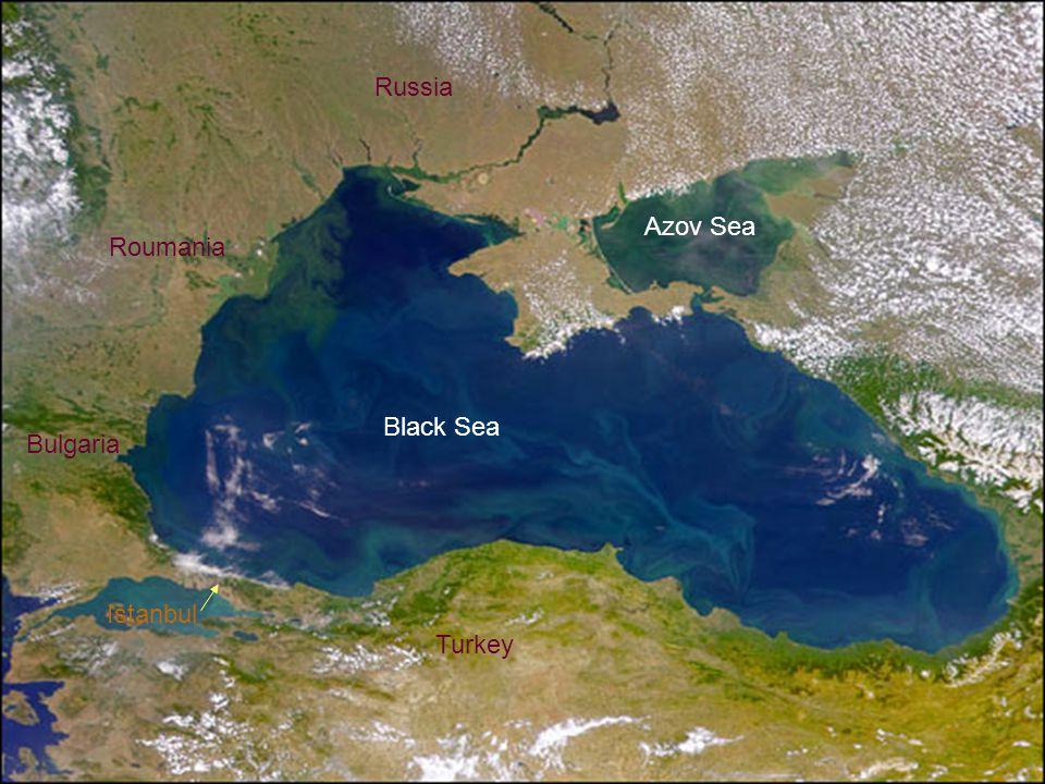 The Black Sea הים השחור