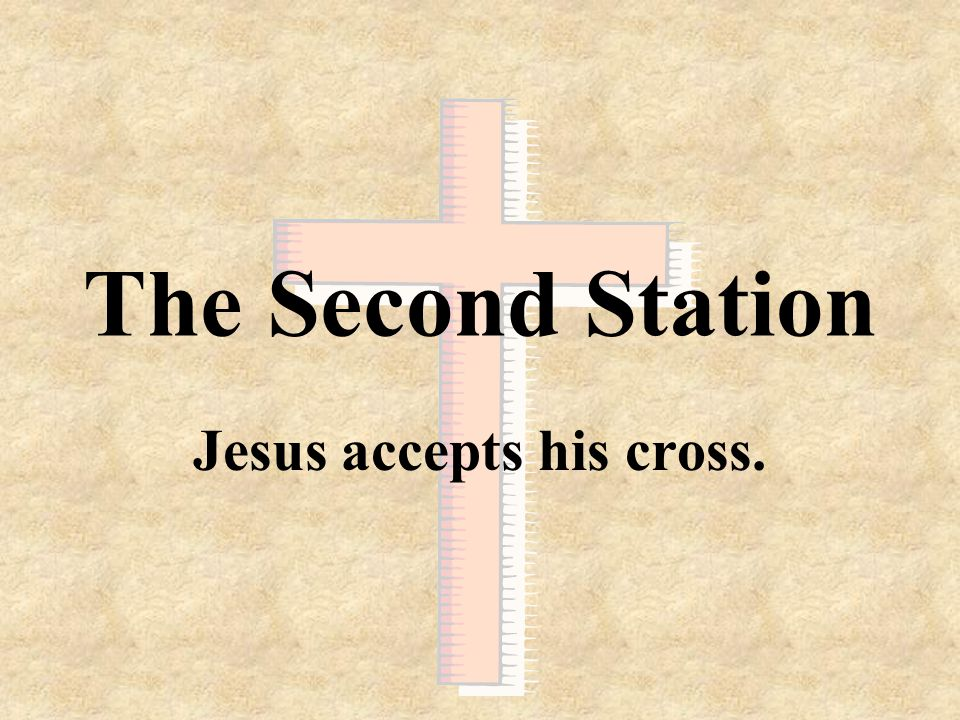 The Ninth Station Jesus falls a third time.