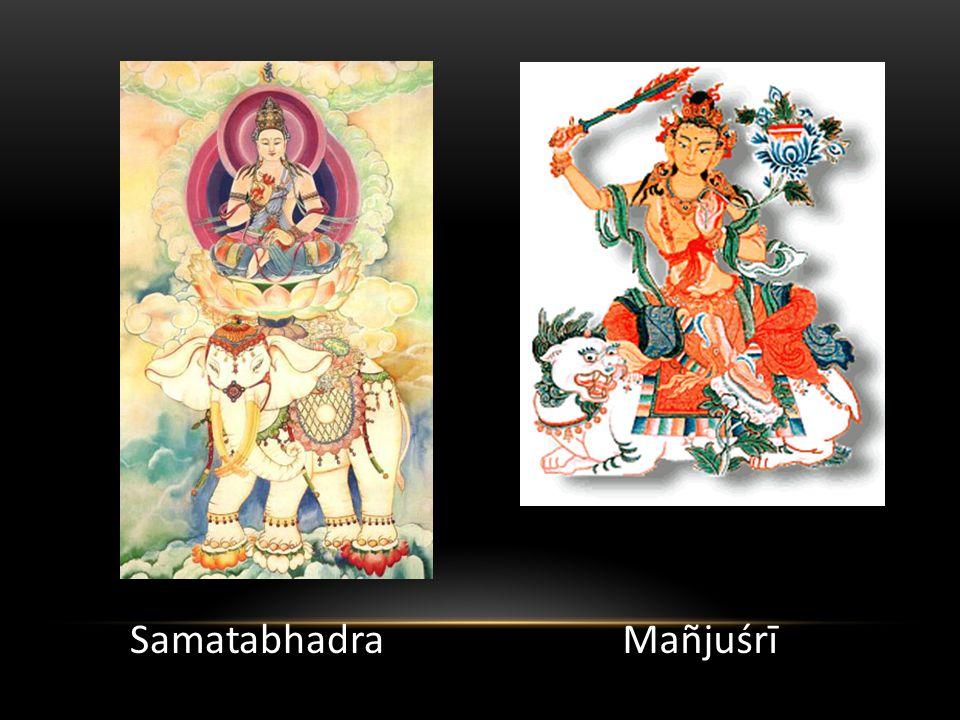SamatabhadraMañjuśrī