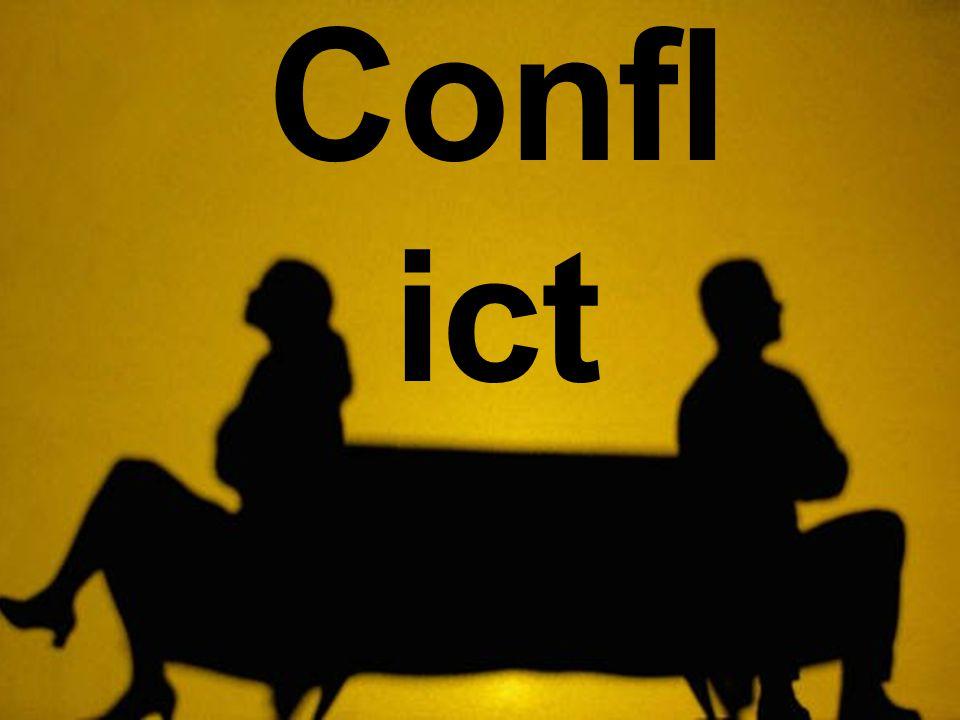Confl ict