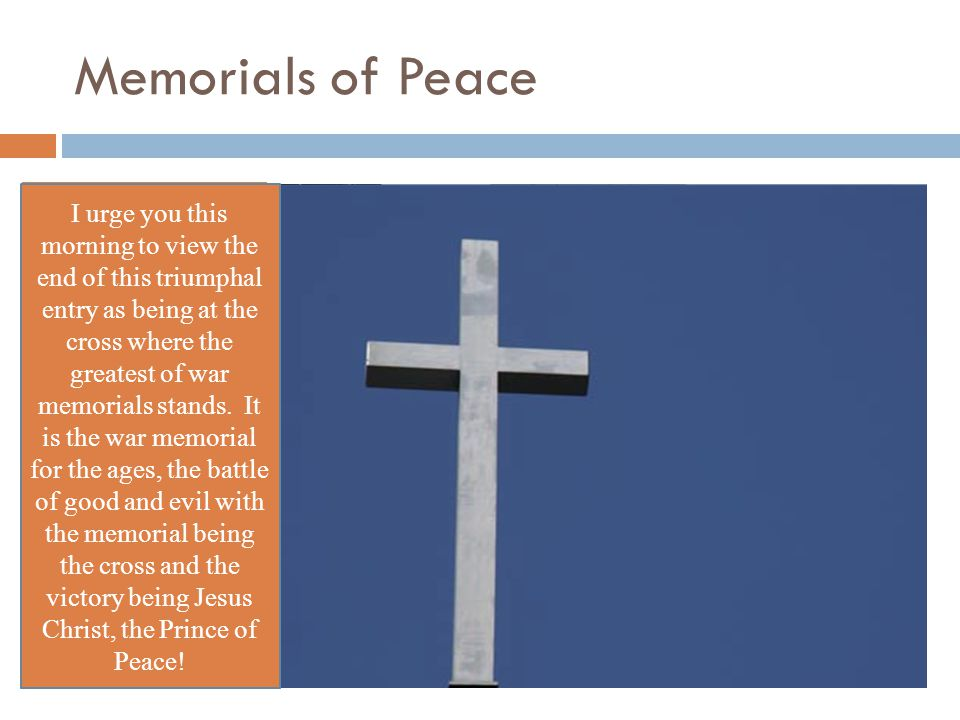 """Memorials of Peace Don MacLean is quoted to have said this, """"Washington has a large assortment of peace monuments. We build one after every war."""" I ur"""
