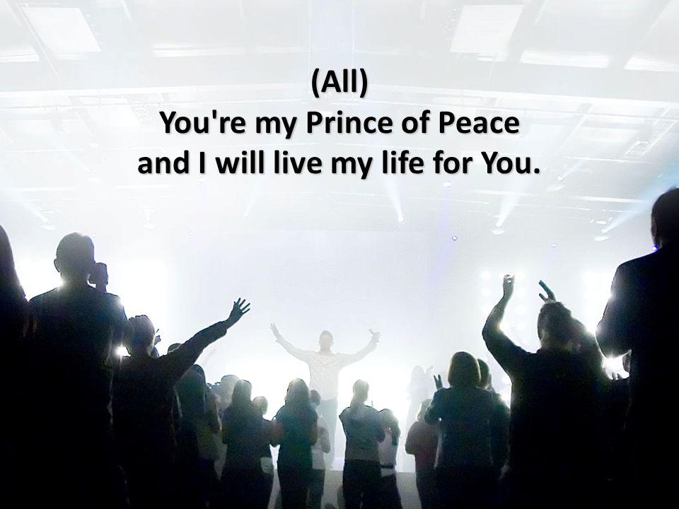 You are holy (You are holy) You are mighty (You are mighty) You are worthy (You are worthy) Worthy of praise (Worthy of praise)
