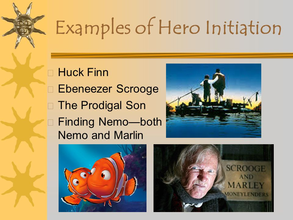 Examples of Hero Initiation  The Lion King