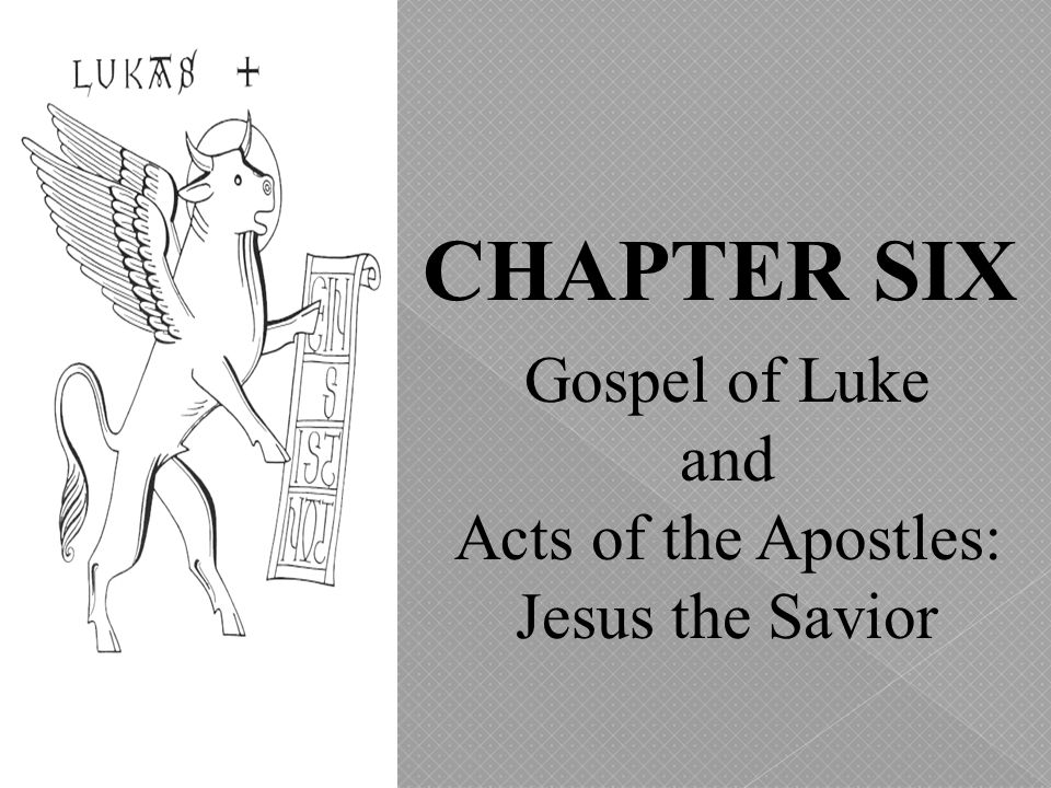 1.) Jesus the Prophet - Lk 4:14-44 Preach the gospel Help people live freely Perform acts of mercy Work for justice Celebrate God's presence in the world Jesus outlines his ministry:
