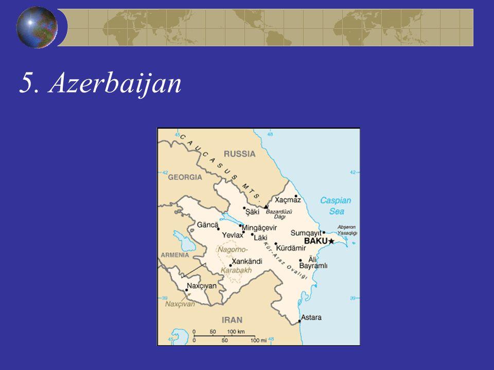 5. Azerbaijan