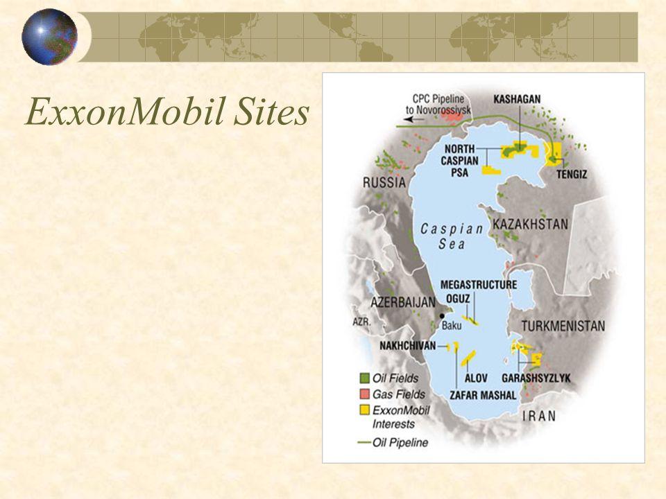 ExxonMobil Sites