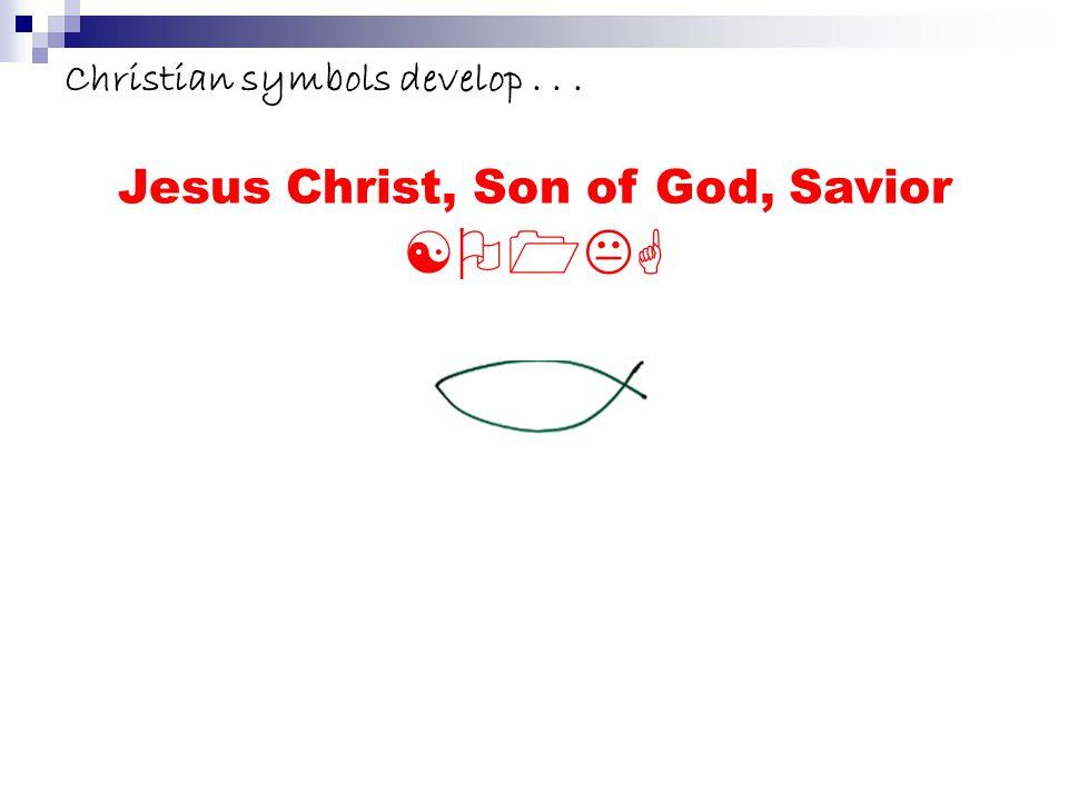 Jesus Christ, Son of God, Savior [O1KG