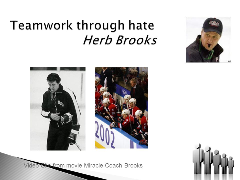Video Clip from movie Miracle-Coach Brooks