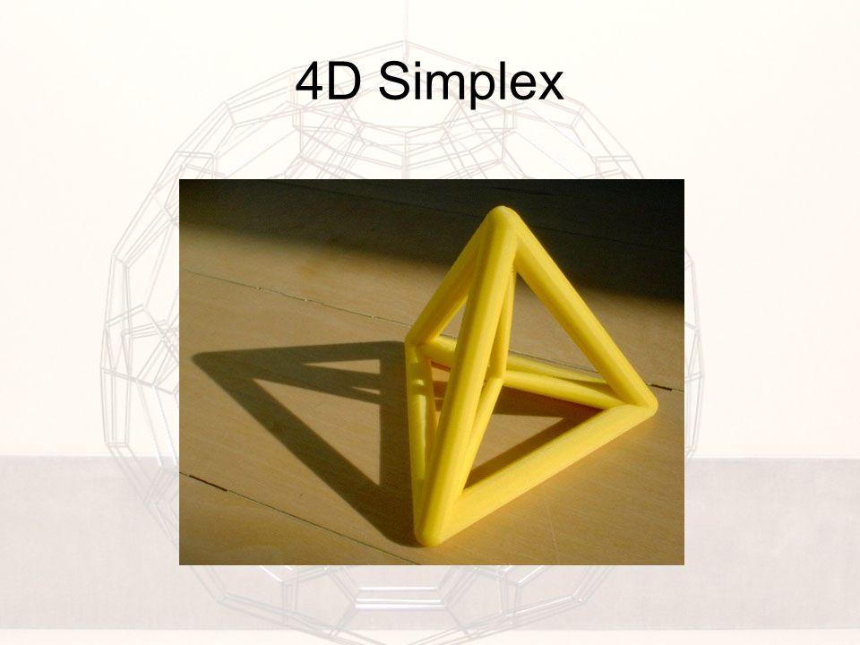 4D Simplex