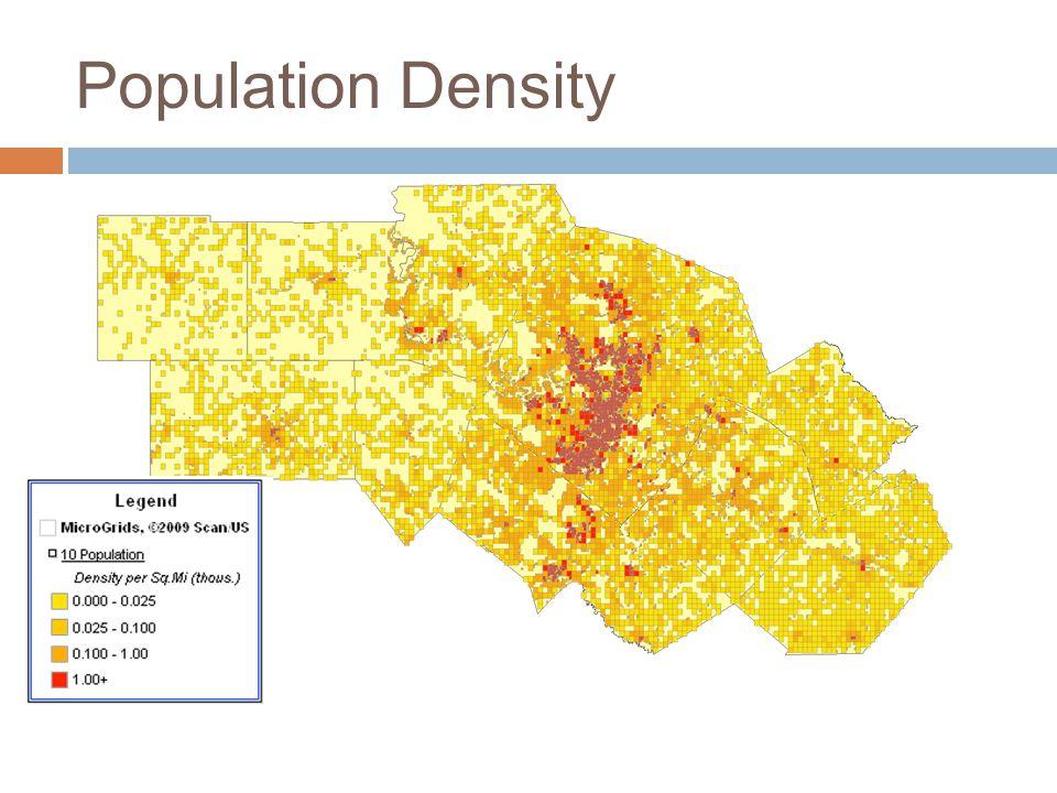 23 Population Density