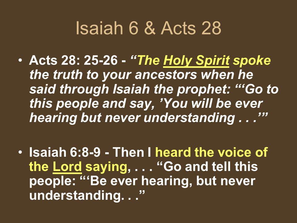The Holy Spirit...1....