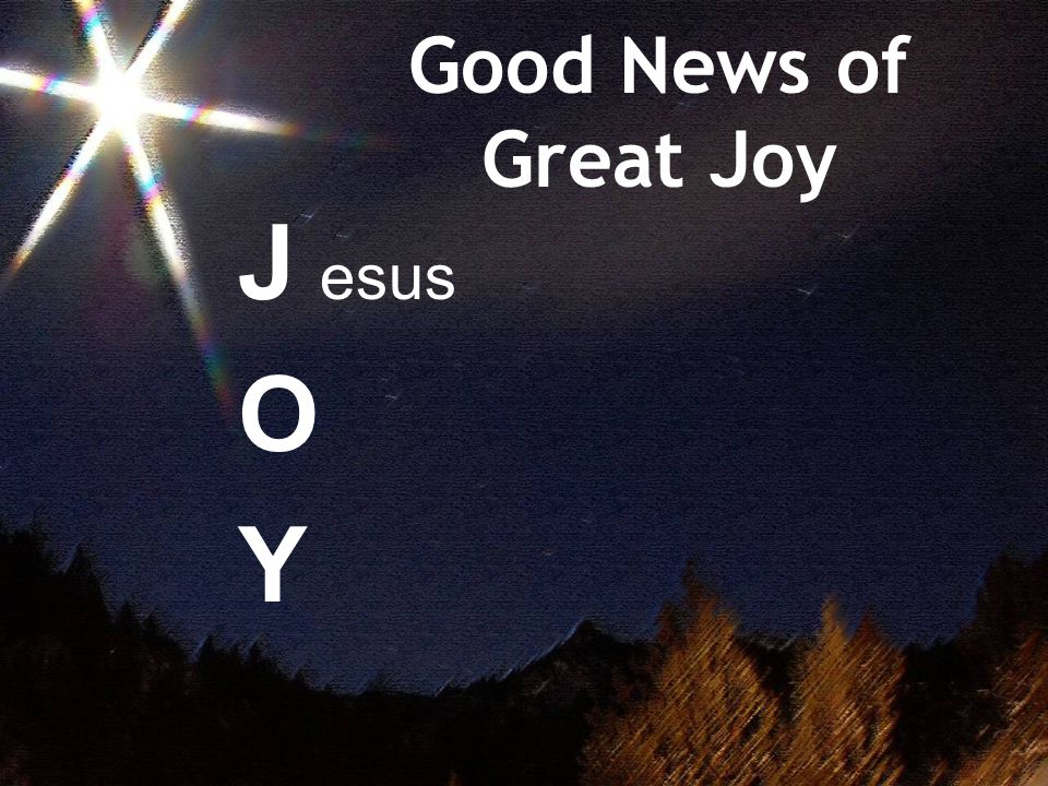 What gifts have we received from Jesus.