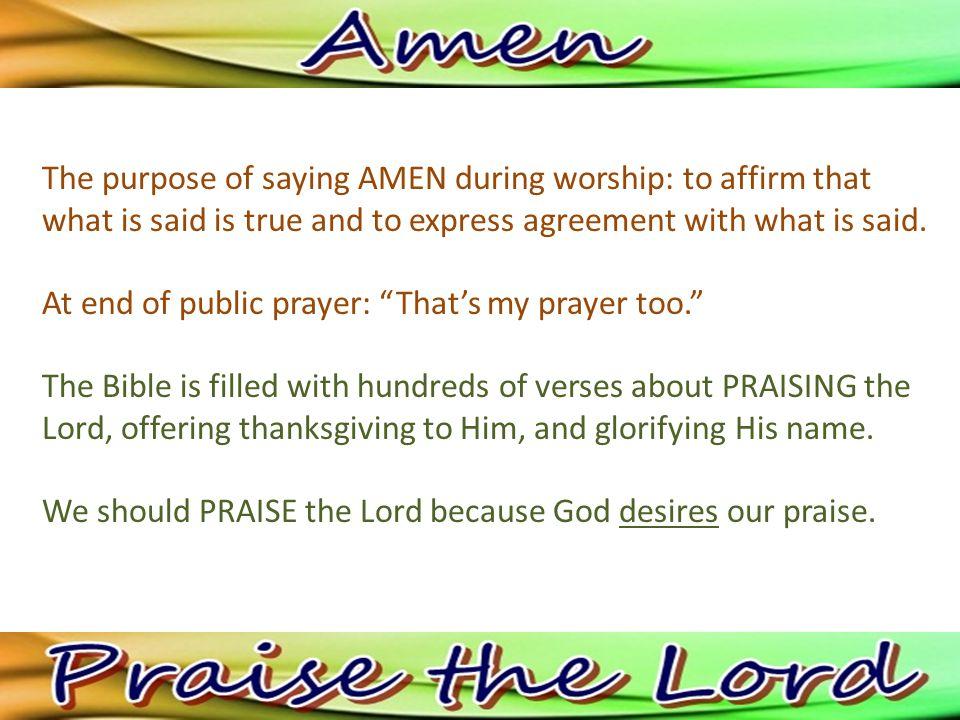 2... because He gave us a Savior!
