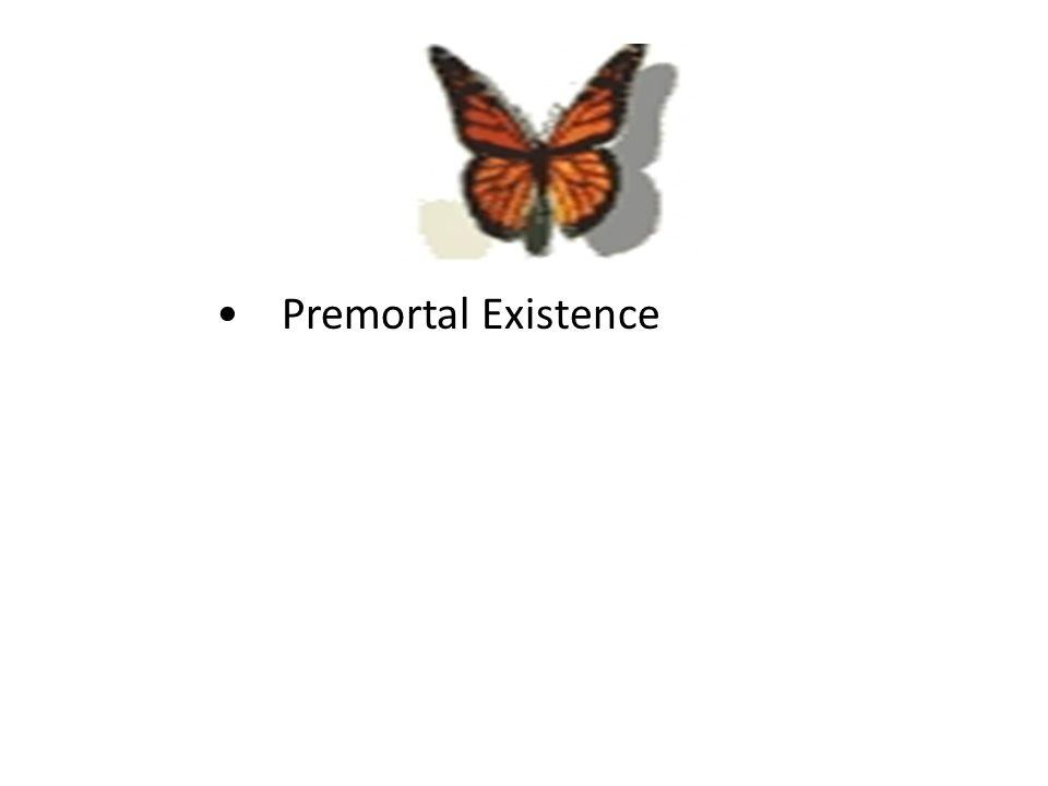 , Premortal Existence