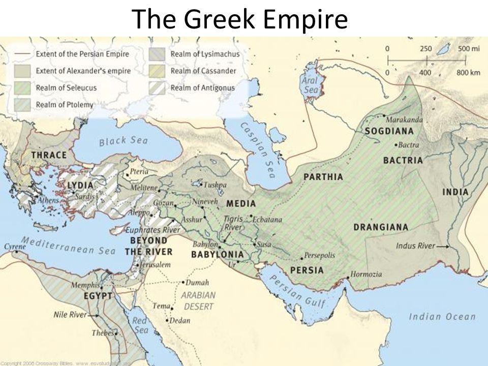 The Greek Empire