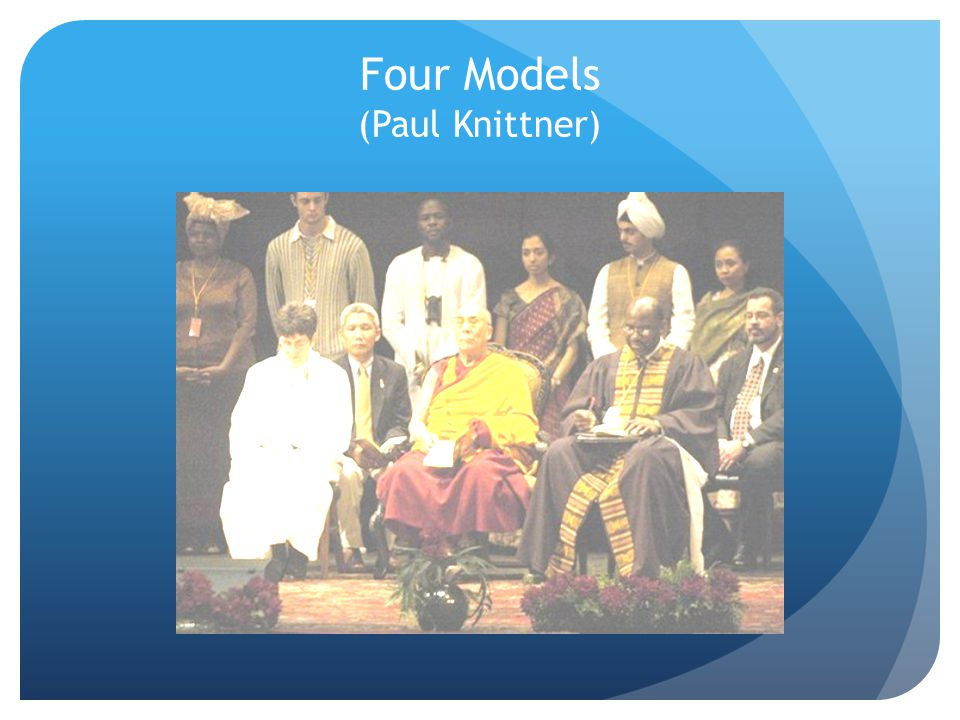 Four Models (Paul Knittner)