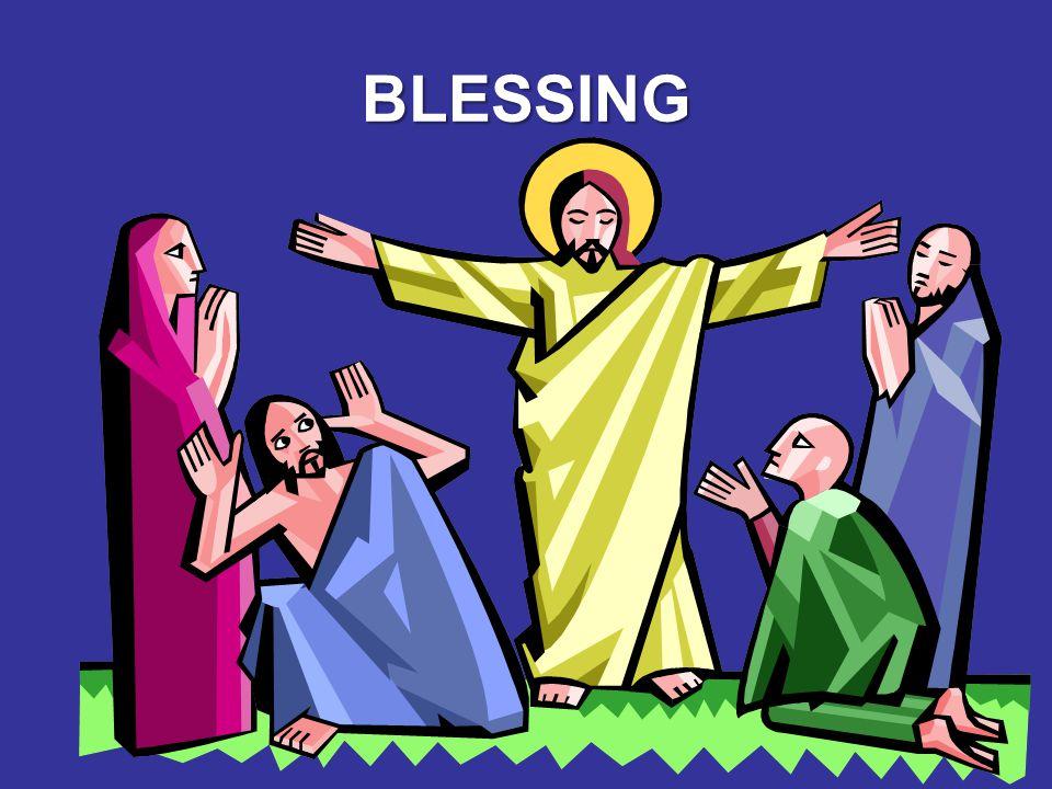 15 BLESSING