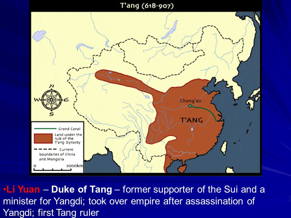The Least you Need to Know Sui dynasty ended period of strife ( Era of Division ) Tang dynasty renewed trade and culture Buddhism and Daoism made successful impacts in China but later were minimized by efforts of Tang dynasty and the emergence of Neo- Confucianism Neo Confucianism combined the philosophy of Confucianism with spiritual elements to create a new religious tradition in China
