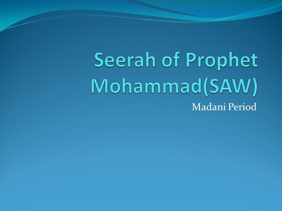 Madani Period