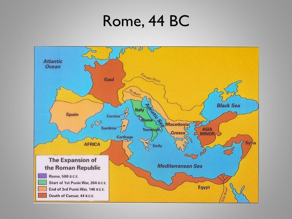 Rome, 44 BC