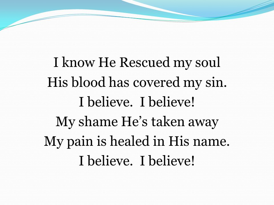 I'll raise a banner My Lord has conquered the grave! My Redeemer lives, my Redeemer lives