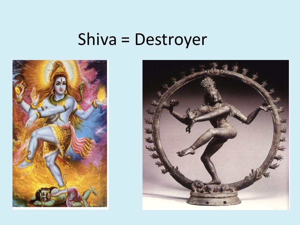 Vishnu = Preserver