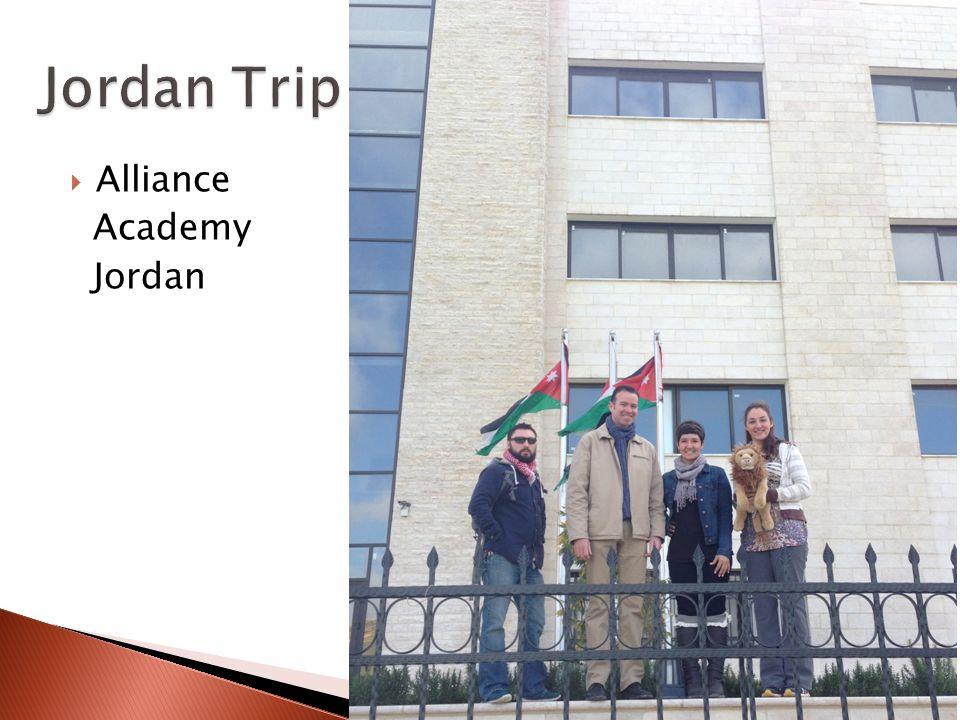  Alliance Academy Jordan