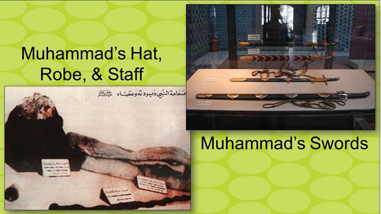 Muhammad's Swords Muhammad's Hat, Robe, & Staff