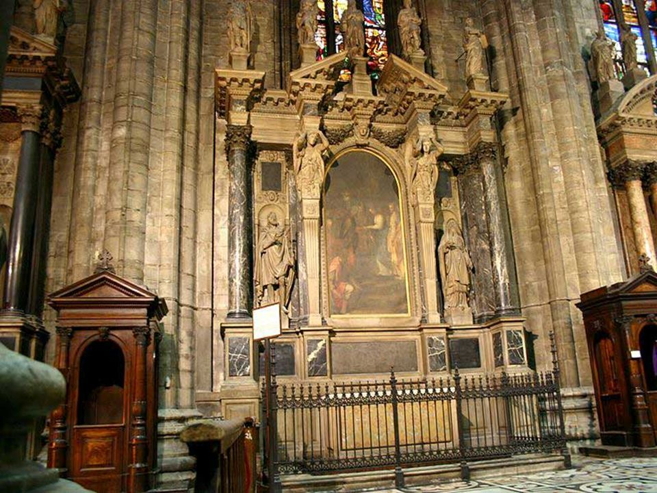 Left Nave Altar neoclassical