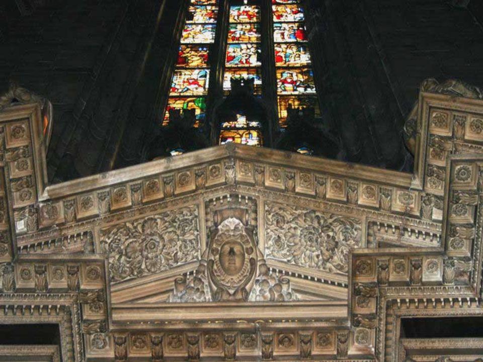 Left Nave Altar of St. Ambrose