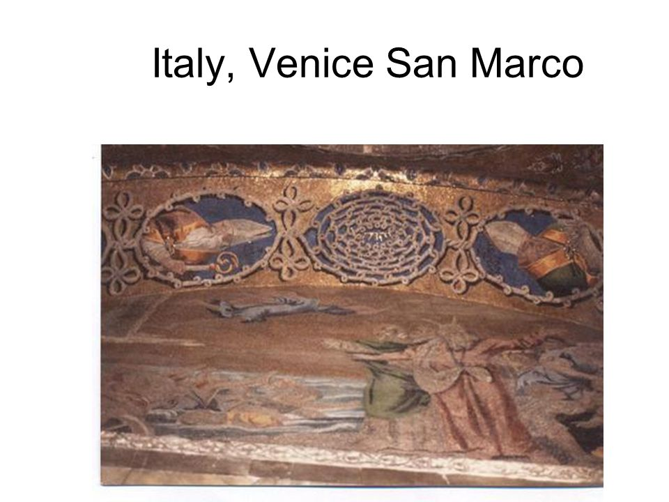 Italy, Venice San Marco