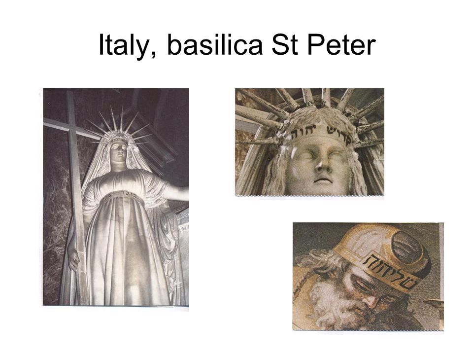 Italy, basilica St Peter