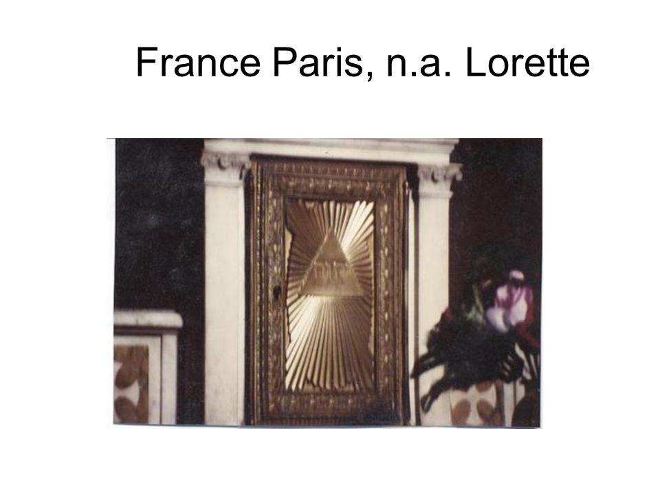 France Paris, n.a. Lorette