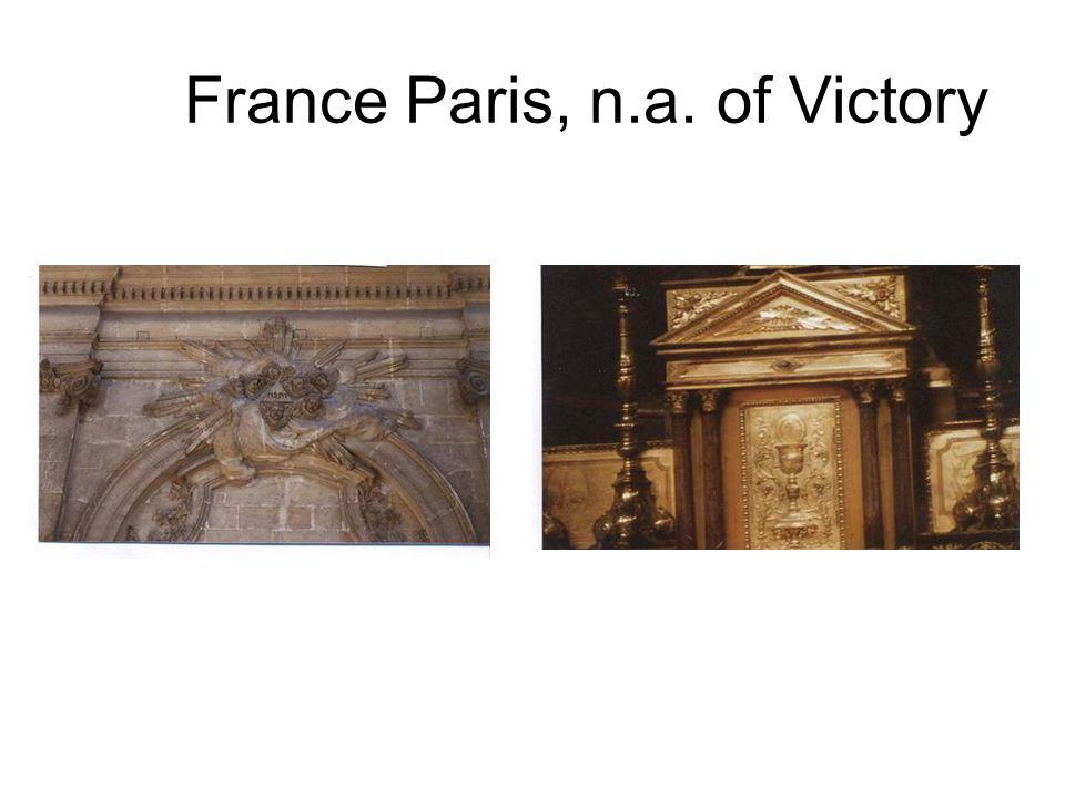 France Paris, n.a. of Victory