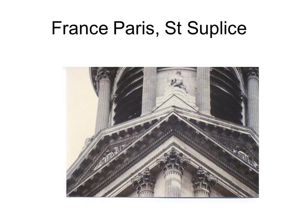 France Paris, St Suplice