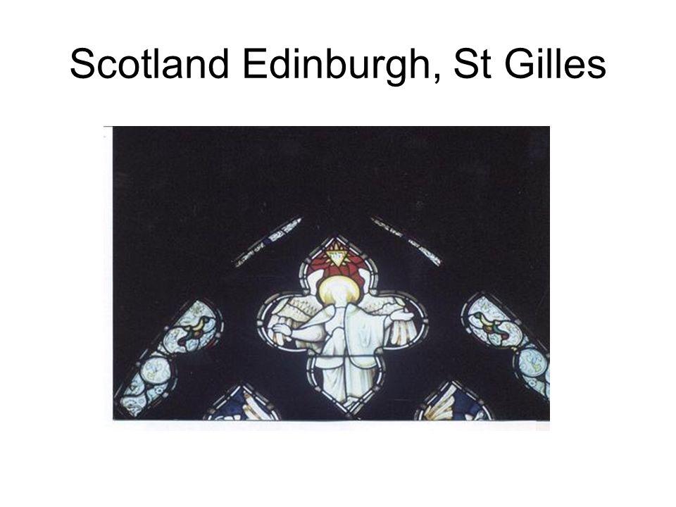 Scotland Edinburgh, St Gilles