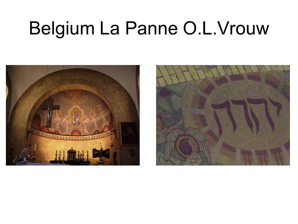 Belgium La Panne O.L.Vrouw