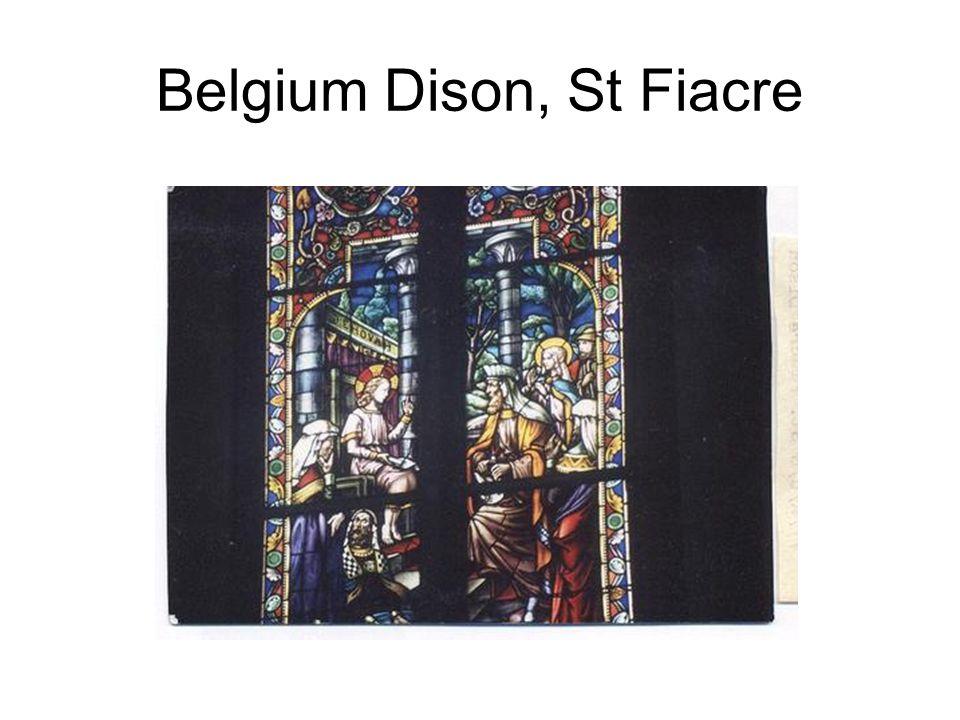 Belgium Dison, St Fiacre