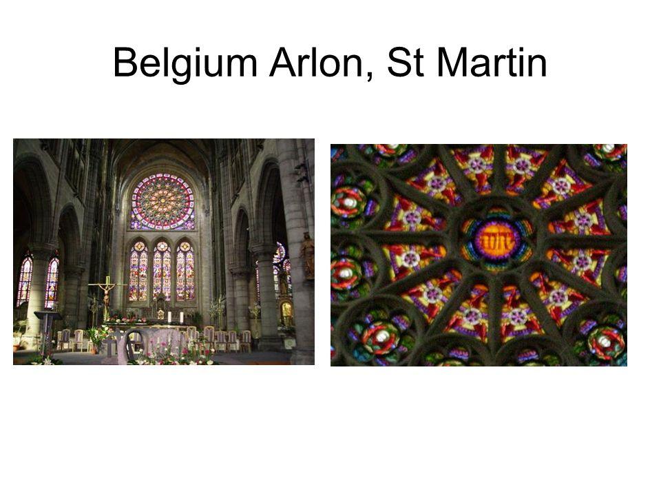 Belgium Arlon, St Martin