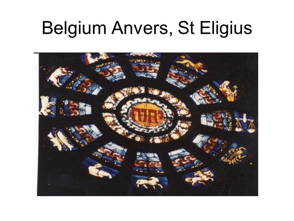 Belgium Anvers, St Eligius