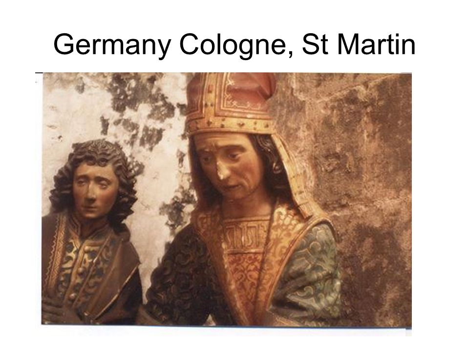 Germany Cologne, St Martin
