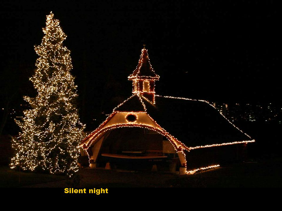 Song : Silent Night Singer : Christina Aguilera Created by : Doanh Doanh Trucle'design
