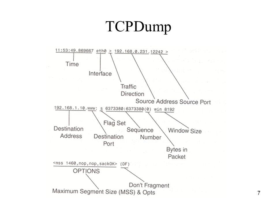 7 TCPDump