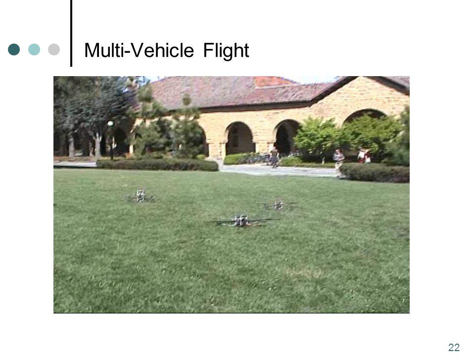22 Multi-Vehicle Flight
