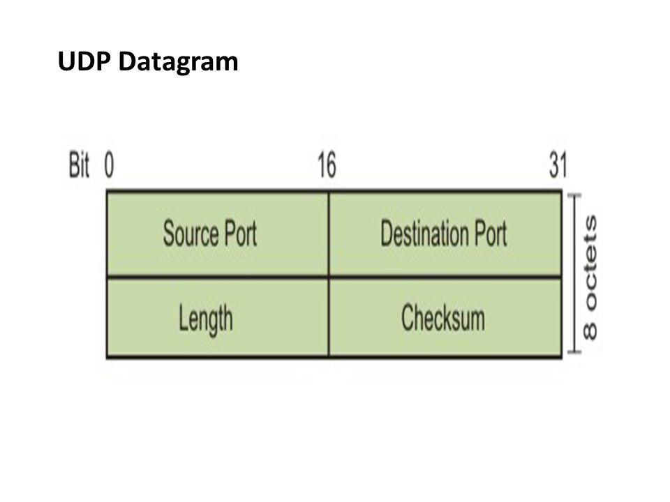 UDP Datagram