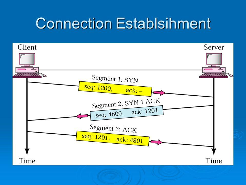 Connection Establsihment